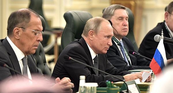 Russian-Saudi-talks